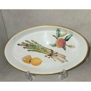 Royal Worcester Evesham Oval Casserole/Baking Dish